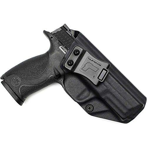 M&P Standard 9mm40 Holster - Tulster IWB Profile Holster Black - Right Hand