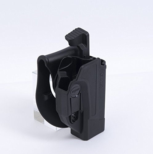 Orpaz S&W M&P Professional Thumb Release Holster Rotation Paddle&Belt With Tension Adjustment Made in Israel