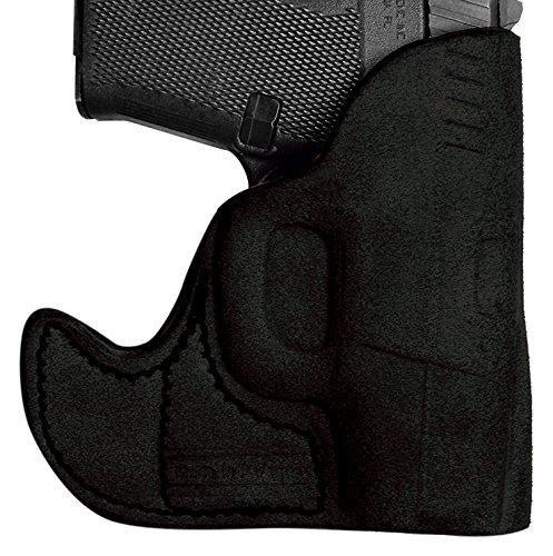 Tagua PK6-020 S&W Bodyguard 380 Front Pocket Holster Black Ambidextrous