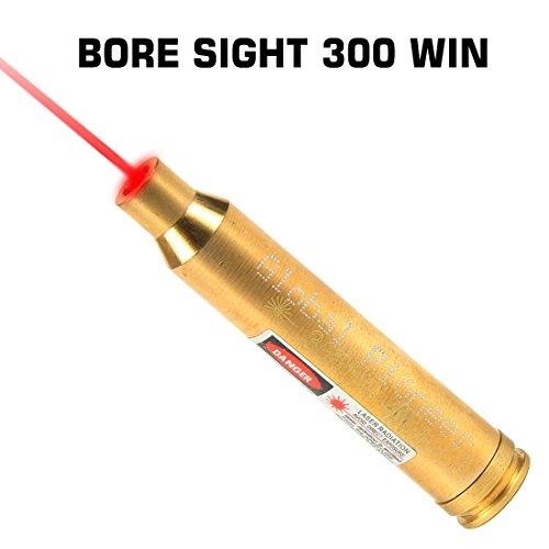 GlobalPioneer RED Laser 300 WIN MAG Bore Sight Boresighter Laser Boresight 300 WIN