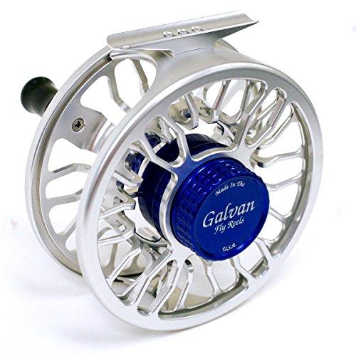 Galvan Grip 12 Fly Reel ClearBlue