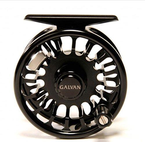 Galvan Torque 5 Fly Reel Black - with 30 gift card