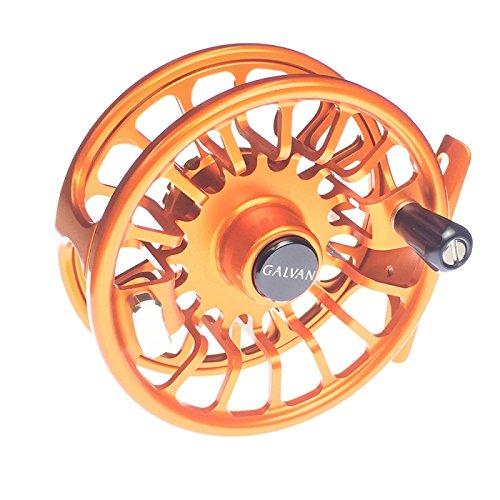 Galvan Torque 6 Fly Reel Orange - with 30 gift card