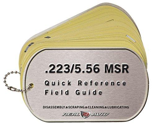Real Avid 223556 MSR Field Guide