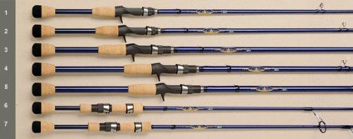 St Croix Legend Tourny Bass Casting Rod TBC71MHF