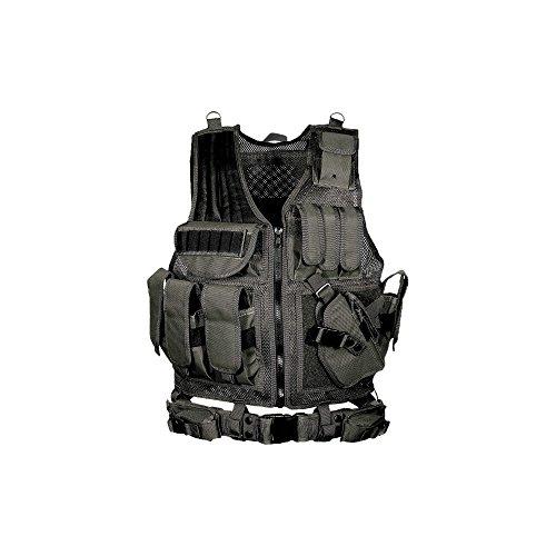UTG 547 Law Enforcement Tactical Vest Black