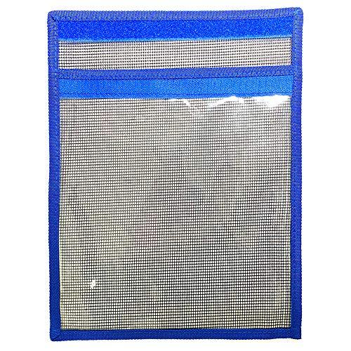 Single Pouch Trolling Lure Bag 12 X 9 Blue 2 Pieces