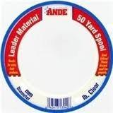 Ande Mono Leader Wrist Premium Leader Material PCW50-125