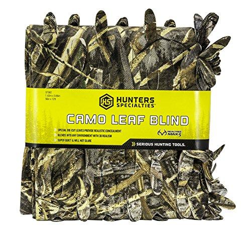 Hunters Specialties Camo Leaf Blind Material Realtree Advantage Max-5