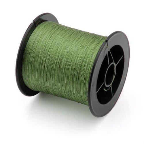 Fishing Wire - TOOGOOR Nylon Fishing Wire braid 12LB 55kg 200M for Lure Trolling Army-Green