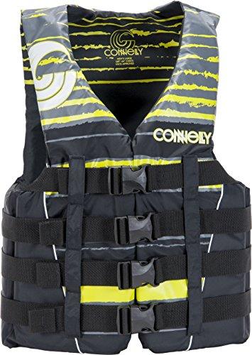 Connelly Skis Mens Volt 4-Buckle Nylon Vest Medium
