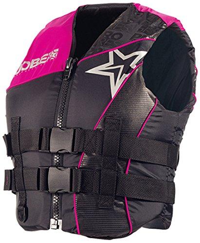 Jobe Progress Nylon Life Jacket Vest Large PFD
