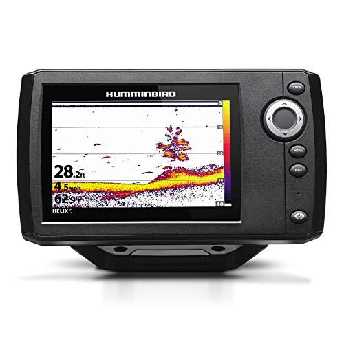 Humminbird 410190-1 Helix 5 Series Sonar G2 Fishfinder System 4000 Watts