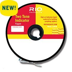 Rio 2-Tone Indicator Tippet 1x