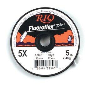 Rio Fluoroflex Plus Tippet 5x - 5lb - 30yd