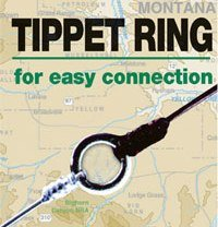 Tippet Rings Refills for Leaders and Tippets 30 per package - plus a free 10 pack