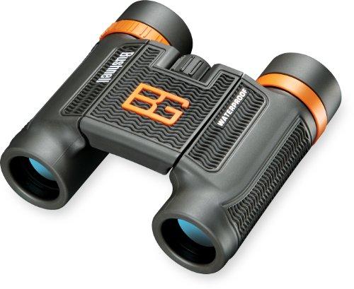 Bushnell Bear Grylls 8 x 25mm Compact Roof Prism WaterproofFogproof Binoculars Black