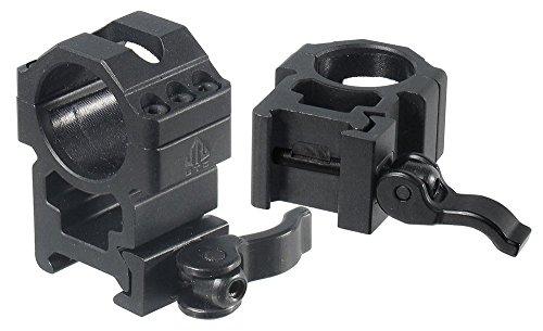 UTG 12PCs High Pro LE Grade Picatinny QD Rings 25mm Wide
