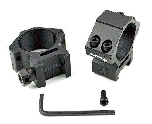 UTG 30mm2PCs Low Profile PicatinnyWeaver Rings