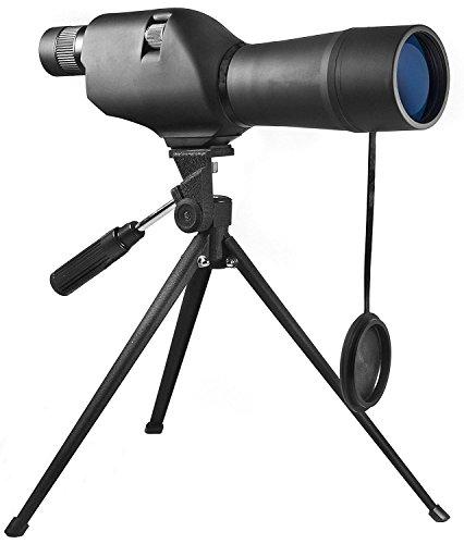 Hawkeye 20-60x60 Spotting Scope with Tripod Waterproof Scope for Birdwatching Target Shooting 20-60x60
