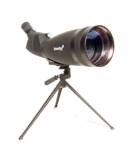 Levenhuk 50917 Blaze Spotting Scope Waterproof Tripod Case Magnification 20-75x 100