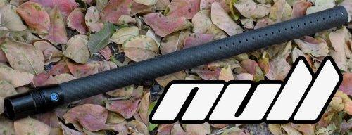 Deadlywind Null - Autococker 16 - Carbon Fiber Paintball Barrel - Fits Ego Geo Dye Axe Mini G6R