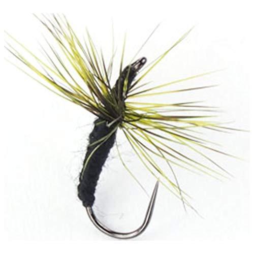 Tenkara Ishigaki Kebari Trout Japanese Fishing Fly Pattern- Size 12 3 Pack