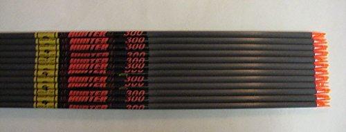 Gold Tip Hunter 3407595 Carbon Arrow Shafts 1Dz