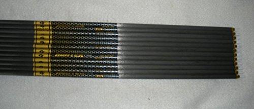 Gold Tip Pro Hunter 5575400 Carbon Arrow Shafts 1 Dz