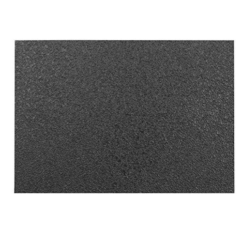 TALON 998R Grips Sheet Rubber-Black 5 x 7-Inch