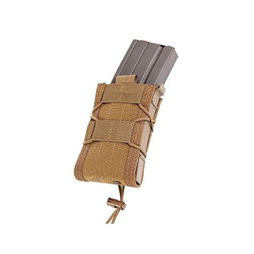 HSGI Taco Single Rifle Magazine Pouch ~ COYOTE BROWN  TAN