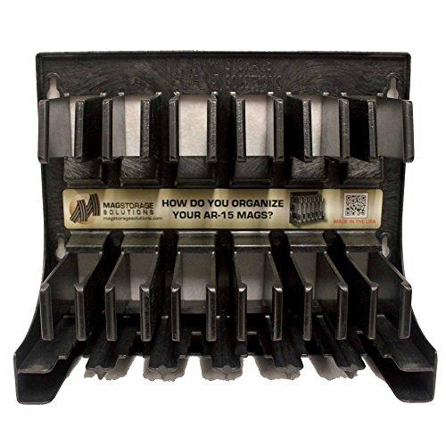 Mag Storage Solutions 556 223 MagHolder Magazine Holder Storage Rack Magpul