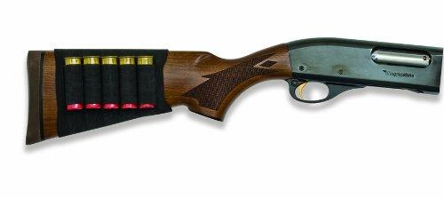 Mossy Oak Hunting Accessories Mossy Oak Buttstock Shotgun Shell Holder black One Size
