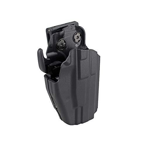 LIVIQILY Glock Holster Tactical Generic Handgun Holster Pistol Gun Holster for G19 23 38 H&K 45 USP Ruger 9e