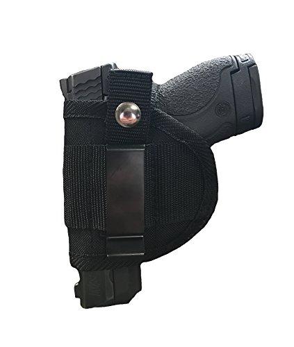 Concealed Deluxe inside the pants IWB Gun Holster Fits RUGER KP90 P90 P85 KP89 P89 KP95 P95
