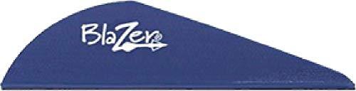Bohning Blazer Vane Pack of 100 Blue