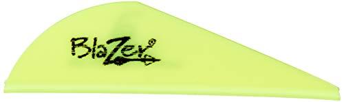 Bohning Dont Tread On Me 2 Blazer Vanes Neon Yellow Dont Tread On Me Blazer Vane 36pk