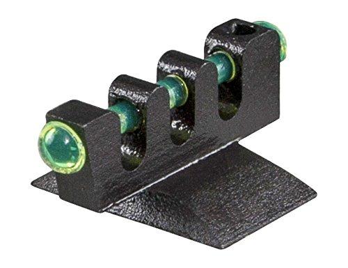FUSION 1911 Front Sight Green Fiber Optic Contour Base180 Height