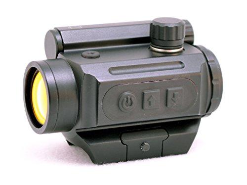 Phantom RT6L Mini Micro Red Dot Scope Sight w Smart Ambient Light Sensor AAA Battery