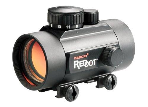 TASCO Red Dot 1 x 42 Matte RedGreen 5 MOA dot