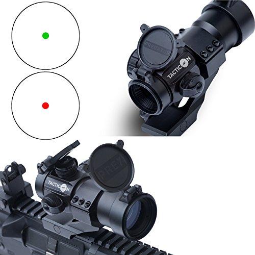 Tacticon Armament Predator V1 Red Dot Sight  Green Dot Sight  VETERAN OWNED
