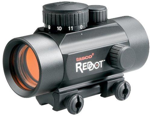 Tasco 22 Rimfire 1x30mm 5 MOA Red Dot Riflescope
