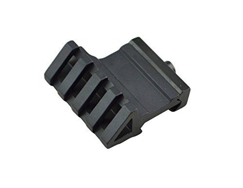 SNIPER45 Degree Offset Side Rail for Mounting Laser or Mini Red Dot or Flashlight