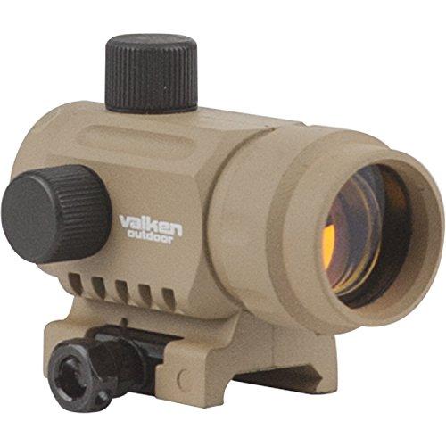 Valken Tactical RDA20 Mini Red Dot Sight Tan