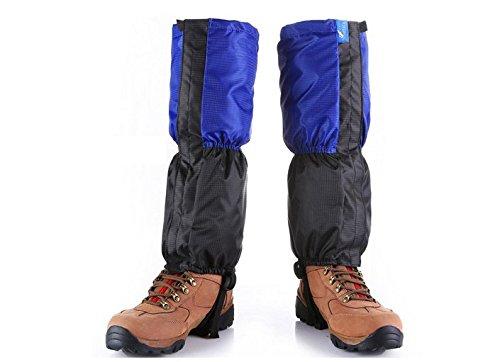 Waterproof Gaiters 1 Pair Breathable Legging For Men  Women Outdoor Sports Hiking Walking Climbing Hunting Skiting
