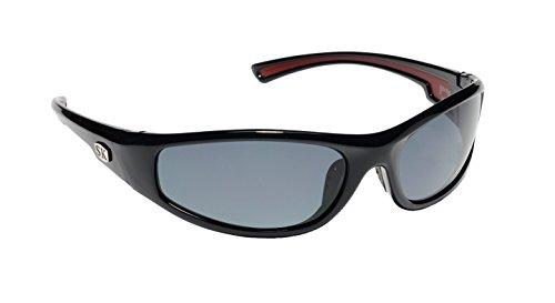 Strike King Plus Sunglasses BlackGray Plastic Frames Adult