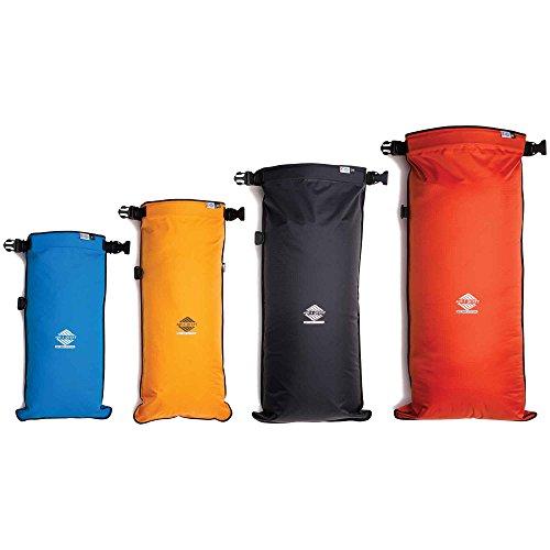 Aqua Quest COASTAL SUNSET Dry Bag Set - 100 Waterproof Dry Bags Lightweight Combo with 5L 10L 20L 30L Sacks