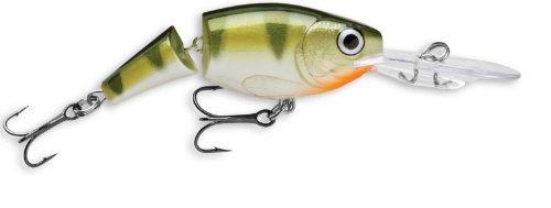 Rapala Jointed Shad Rap 07 Fishing lure 275-Inch Yellow Perch