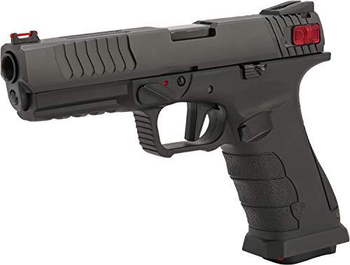 Evike APS Shark Full Automatic Select-Fire CO2 Gas Blowback 45mm Air Pistol - Airgun NOT an Airsoft Gun
