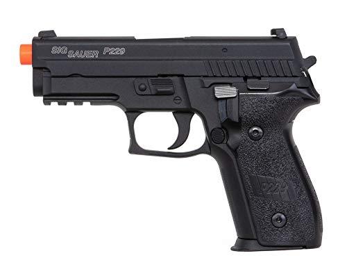 Sig Sauer ProForce P229 Green Gas Airsoft Pistol